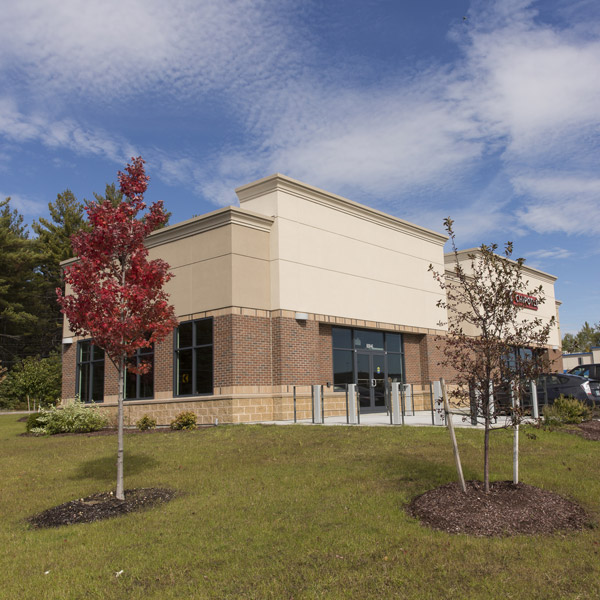 Chevrolet Lowell: NH MA Commercial Retail Construction, MCCI, Mark Carrier